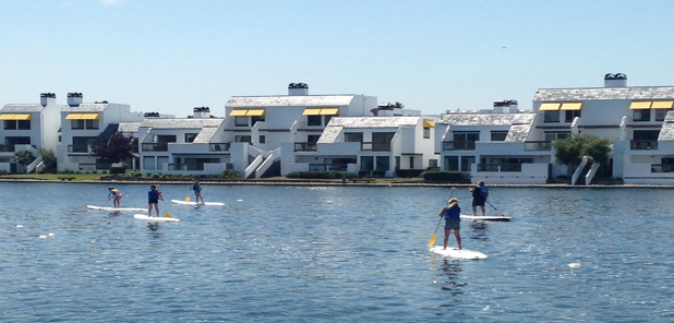 Stand Up Paddle Poarding